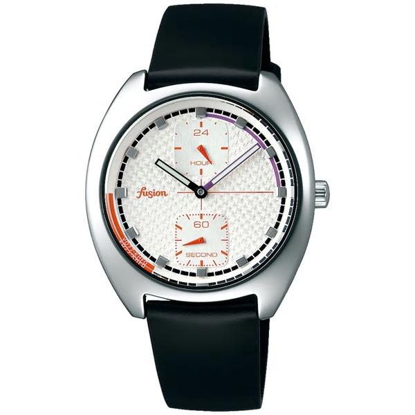 SEIKO【セイコー】ALBA【アルバ】fusion【フュージョン】90sファッションミックス・クォーツ腕時計/送料無料/クリスマス/腕時計