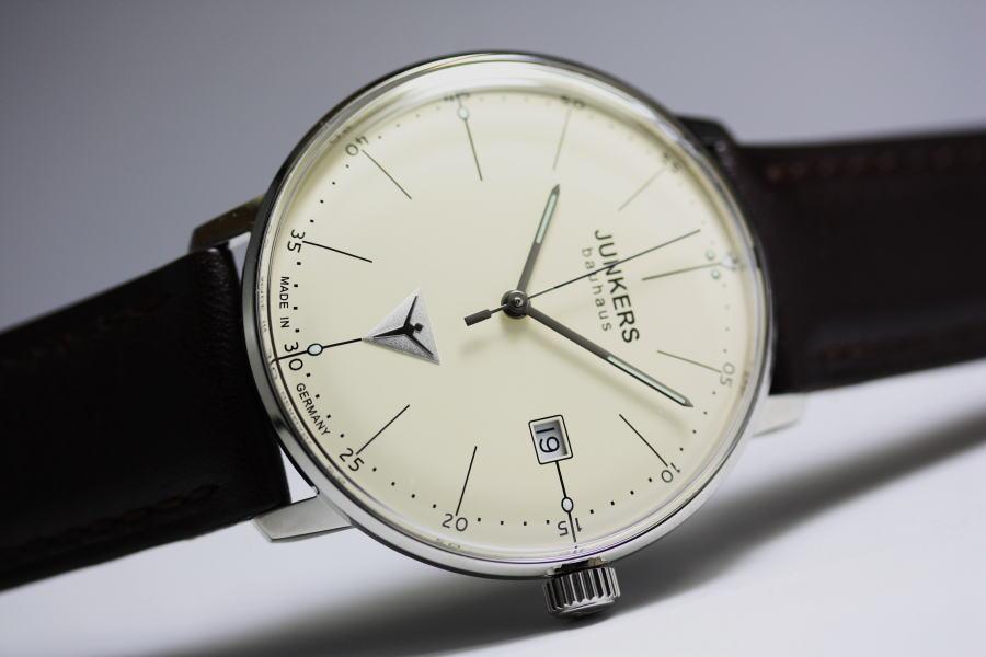 Katsuboya Design Made In Germany Junkersbauhaus Quartz Watch