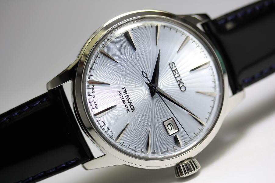 カクテルをイメージした日本製SEIKO【セイコー】Presage【プレサージュ】セイコー自動巻き腕時計/Made in Japan/送料無料/クリスマス/腕時計/メーカー希望小売価格49,500円