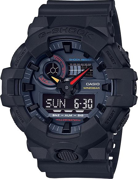 CASIO【カシオ】G-SHOCK【Gショック】Black×Neon腕時計/国内正規流通商品NEO TOKYO CITY
