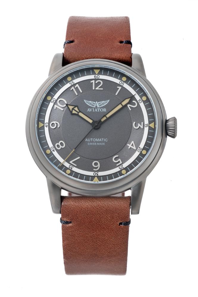ロシアのAVIATOR【アビエーター】DOUGLAS DAKOTA【ダグラス・ダコタ】自動巻き腕時計/スイス製自動巻き/アビアートル腕時計