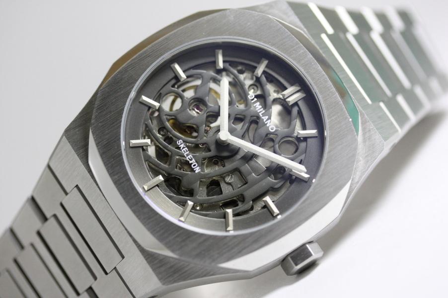 D1 MILANO【ディーワン・ミラノ】Ultra Thinウルトラ・シン自動巻き腕時計/イタリア・デザインウォッチ