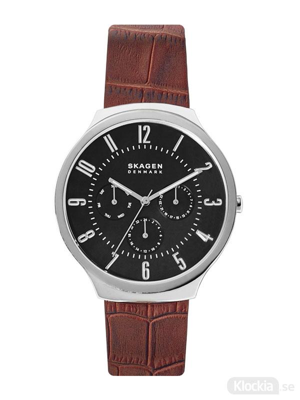 北欧デンマークSKAGEN【スカーゲン】Grenenクォーツ腕時計/メンズ・デザインウォッチ/正規代理店商品/送料無料/クリスマス