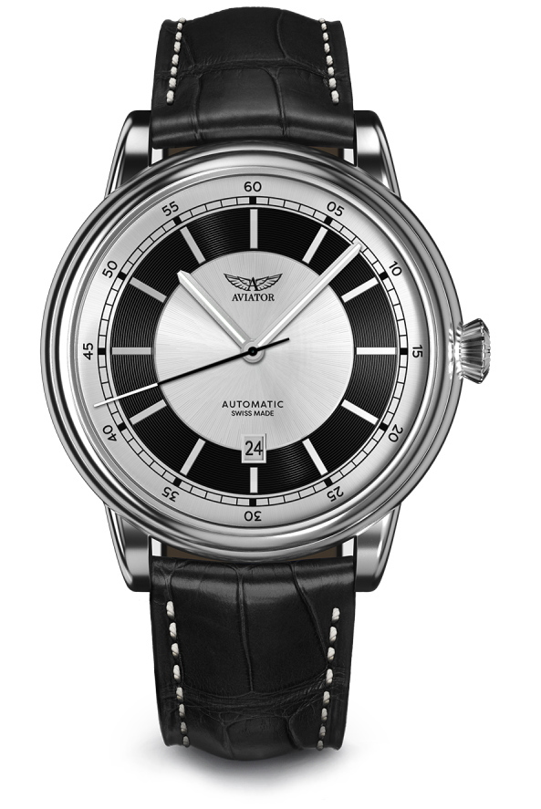 ロシアのAVIATOR【アビエーター】DOUGLAS DC-3【ダグラス】自動巻き腕時計/スイス製自動巻き/アビアートル腕時計
