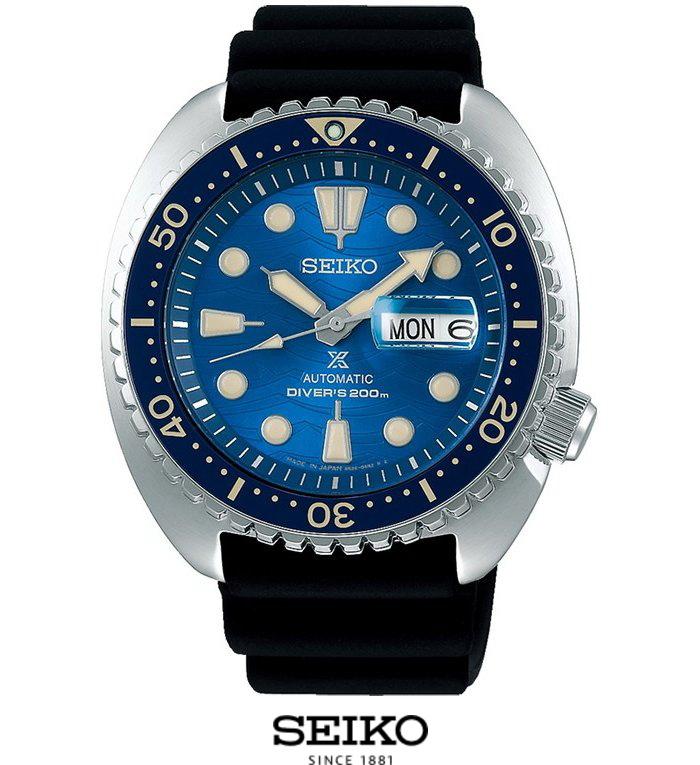 セイコーダイバーウォッチ!SEIKO【セイコー】PROSPEX【プロスペック】Turtle(タートル)Save Ocean Special Edition200m防水腕時計/日本製/メーカー希望小売価格71,500円/送料無料 the