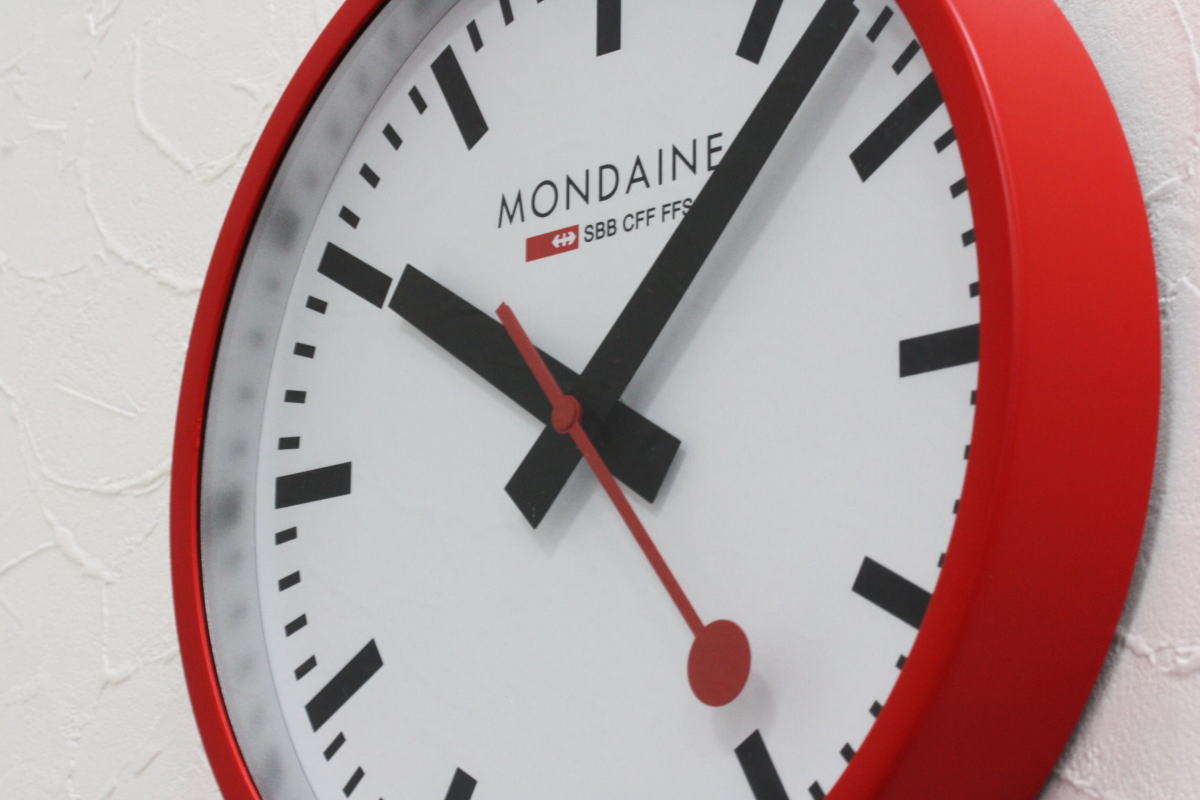 Katsuboya Rakuten Global Market Switzerland train clock