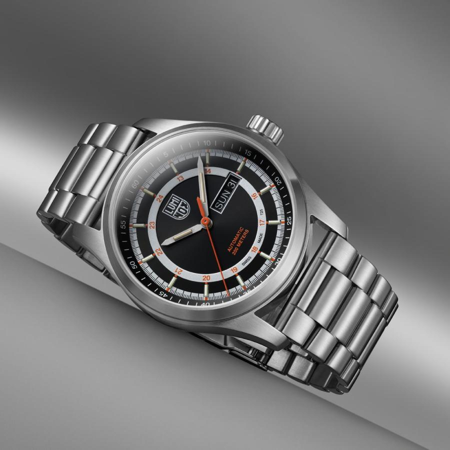 広告モデル!スイス製LUMINOX【ルミノックス】Atacama Field Automatic 1900【アタカマ・フィールド】200m防水自動巻き腕時計/正規代理店商品/