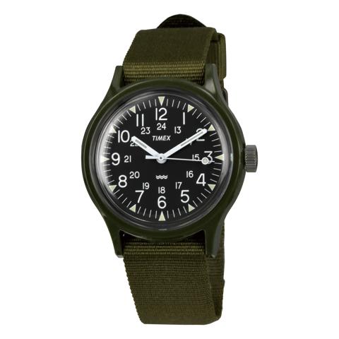 转载 ! TIMEXCamper 军用手表