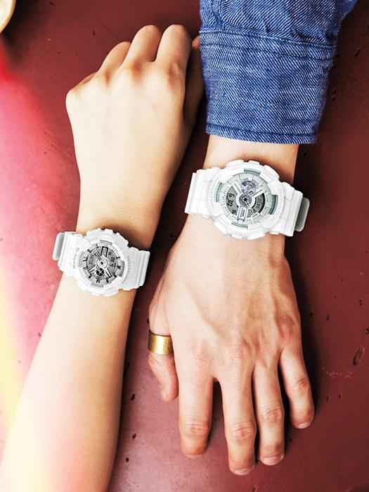Противоударные и водонепроницаемые мужские часы Casio G