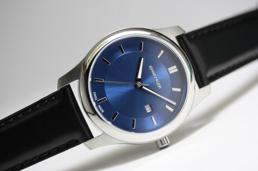 【女性用】お手頃価格のスイス製WENGER【ウェンガー】City Classic【シティ・クラシック】クォーツ腕時計/正規代理店商品/レディース/ボーイズサイズ