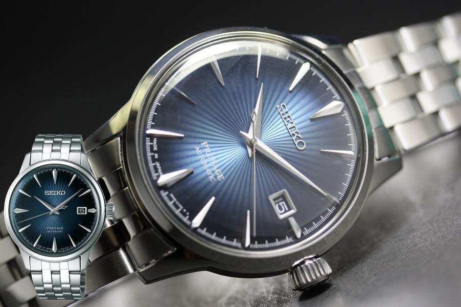 カクテルをイメージした日本製SEIKO【セイコー】Presage【プレサージュ】セイコー自動巻腕時計/Made in Japan/送料無料/クリスマス/腕時計