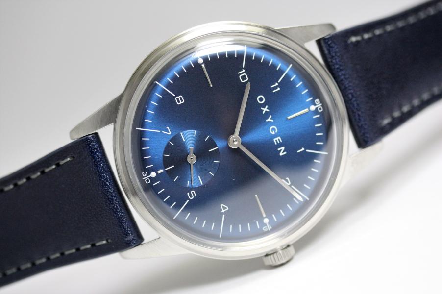 フランスのOXYGEN【オキシゲン】CLSS40クォーツ・デザインウォッチ/City Legend/男女兼用腕時計/正規代理店商品