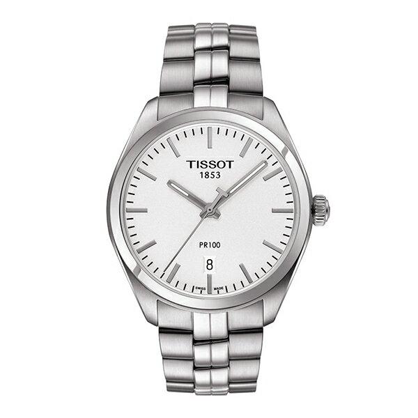 スイス製Tissot【ティソ】PR100クォーツ腕時計T101.410.11.031.00/正規代理店商品
