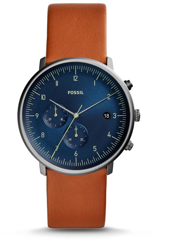 FOSSIL【フォッシル】CHASE TIMERクォーツ・クロノグラフ・デザインウォッチ/正規代理店商品/メンズ/送料無料/クリスマス/腕時計