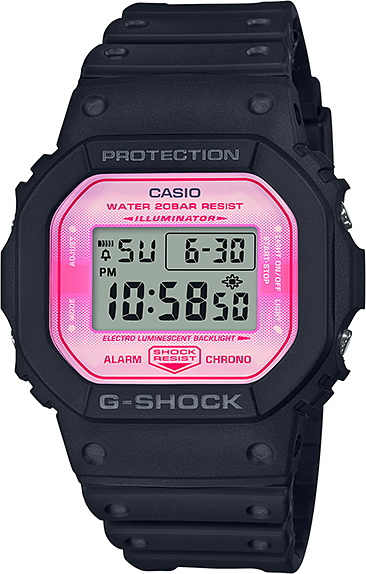 桜をイメージしたCASIO【カシオ】G-SHOCK腕時計SAKURASTORMサクラストーム/スピードモデル