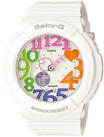 CASIO【カシオ】Baby-GネオンダイアルシリーズNeon Dial Series/国内正規代理店商品/女性用腕時計/レディースウォッチ