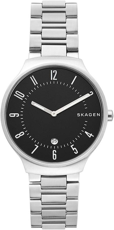 北欧デンマークSKAGEN【スカーゲン】GRENENクォーツ腕時計/メンズ・デザインウォッチ/正規代理店商品