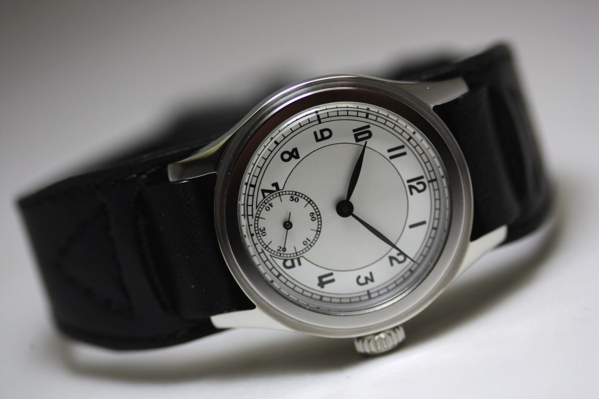 Resurrecting old Japan army officer watch! Military watches / watches