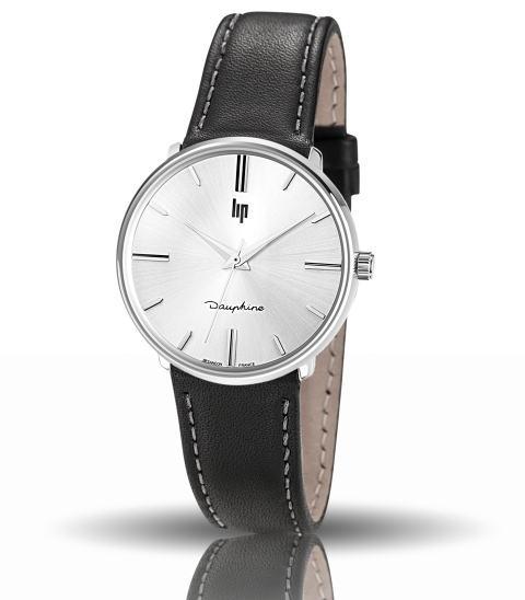 フランスのLIP【リップ】DAUPHINEドフィネ/デザインウォッチ腕時計/ボーイズサイズ
