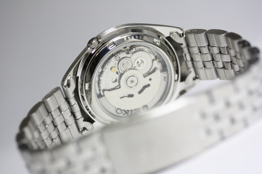 Roman numeral adoption! The strongest cost performance SEIKO SEIKO 5  self-winding watch watch / parallel import product