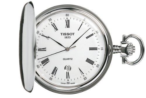 afe2a2e42db7 Watch pocket watch   authorized agent product with TISSOT cover made in  Switzerland