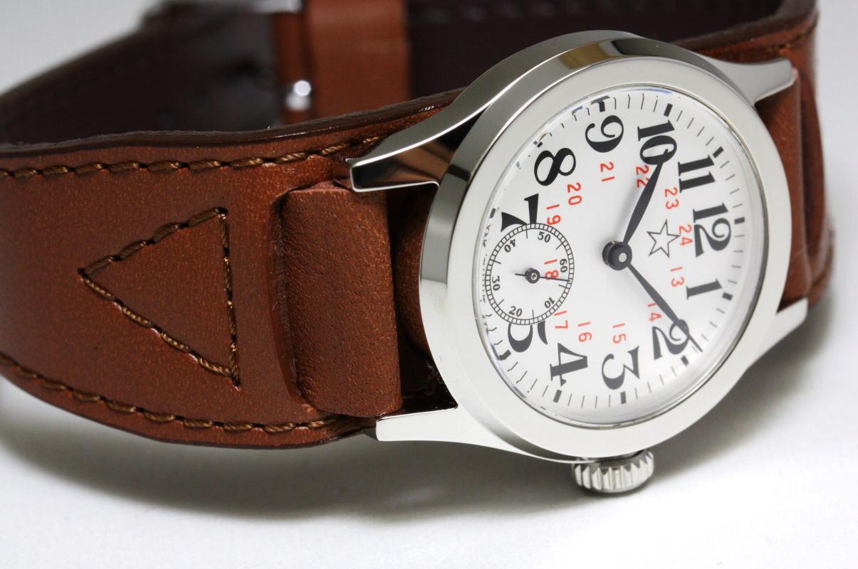 !在二次世界大战日本陆军手表转载 !军事手表/钟表