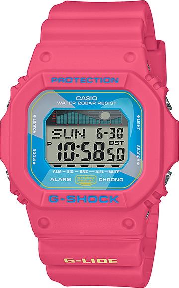 CASIO【カシオ】G-SHOCK【Gショック】G-LIDE【GLX-5600VH-4JF】腕時計/タイドグラフ/20気圧防水/国内正規流通商品