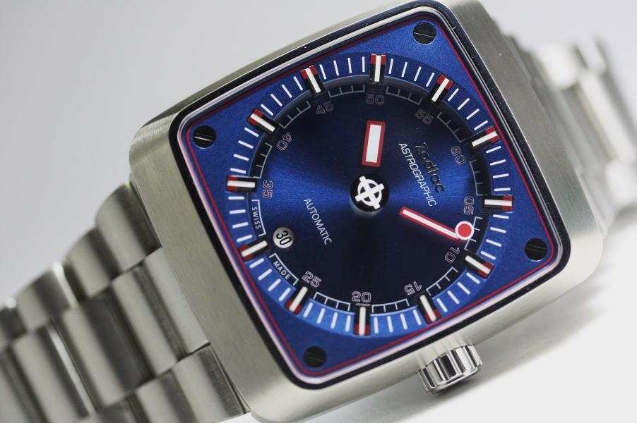 復刻!スイス製ZODIAC【ゾディアック】ASTROGRAPHIC【アストログラフィック】自動巻き腕時計メンズウォッチ/正規代理店商品