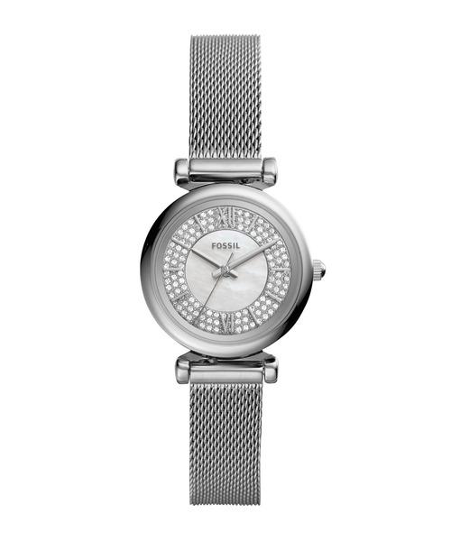 レディース!FOSSIL【フォッシル】CARLIE MINIデザインウォッチ/正規代理店商品/プレゼントにもオススメ/送料無料/腕時計/女性用腕時計