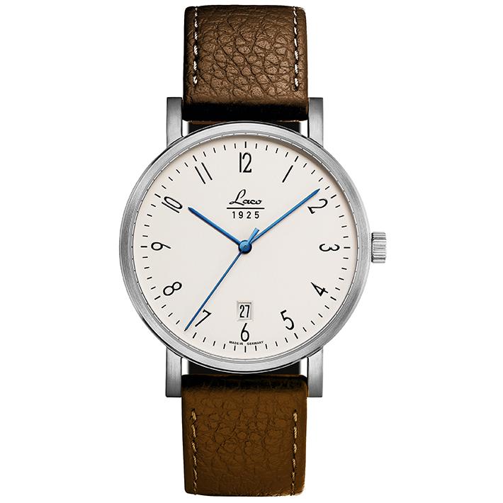 シンプル!ドイツ製LACO【ラコ】Bauhausバウハウス・デザイン自動巻き腕時計/クラシック・デザイン/正規代理店商品/
