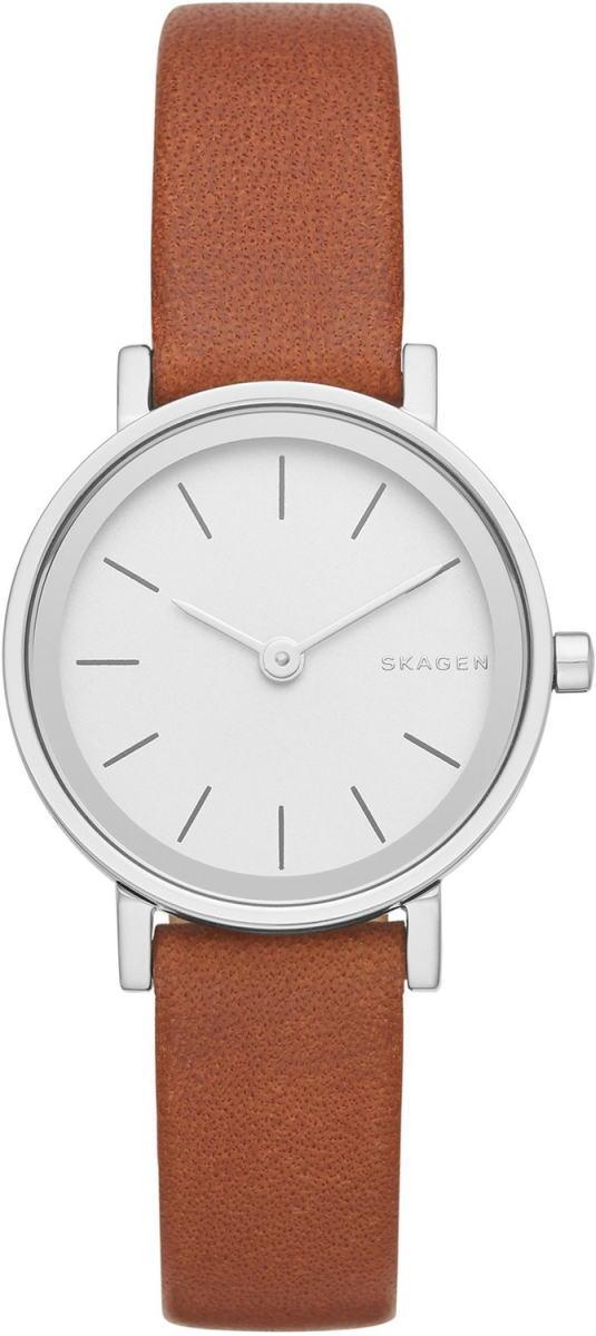 【レディース】北欧デンマークSKAGEN【スカーゲン】HALD女性用クォーツ腕時計/デザインウォッチ