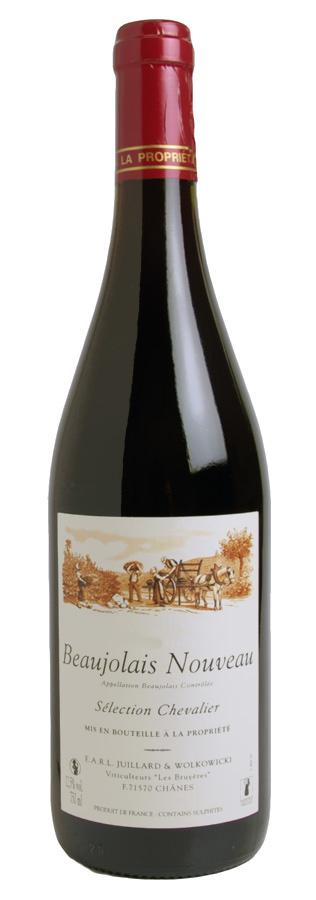 보 졸 레, 삼성 キュヴェ, 슈발리에 750ml 병 ジュイヤール/ヴォルコヴィッキ 집 음 프랑스 ▶ 야 비 元詰め 와인