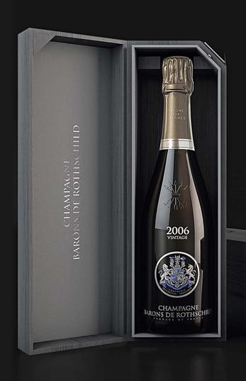 [2006] シャンパーニュ・バロン・ド・ロスチャイルド ブラン・ド・ブラン・ヴィンテージ 【ギフト箱】 【正規品】