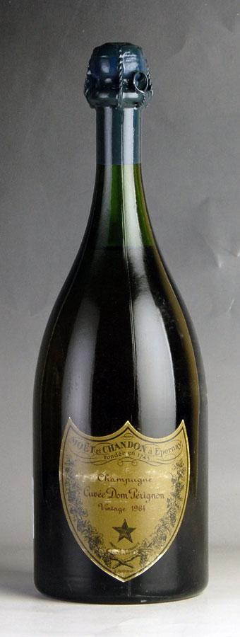 [1964] ドン・ペリニヨン ヴィンテージ 【箱なし】 ※ラベル擦れ【ドンペリ ドンペリニヨン ドンペリニョン シャンパン】