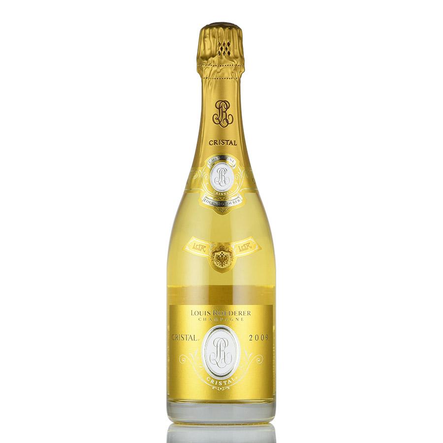 ルイ ロデレール クリスタル 2009 ルイロデレール ルイ・ロデレール シャンパン シャンパーニュ