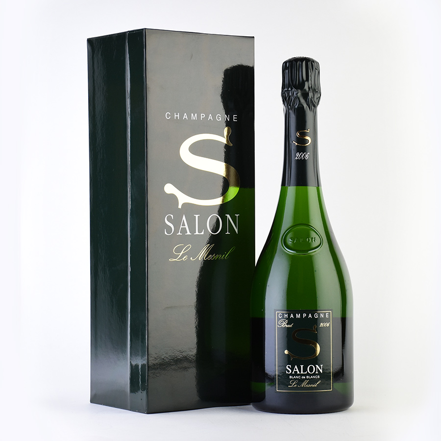 [2006] サロンブラン・ド・ブラン750ml箱入り