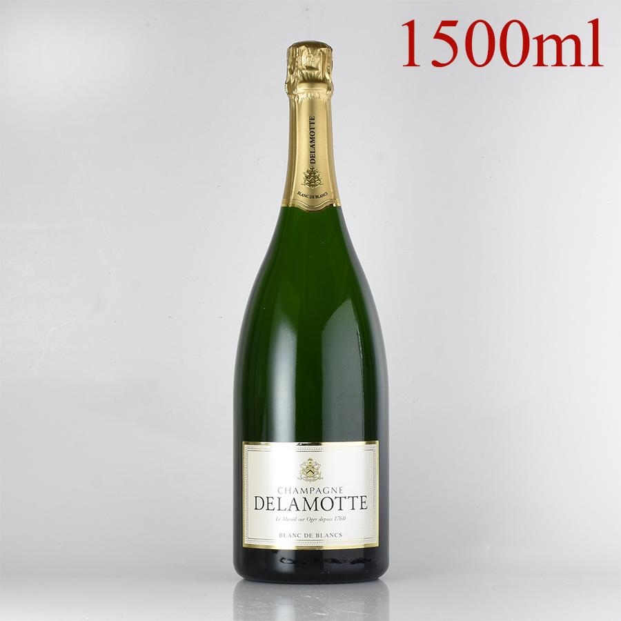 NV ドゥラモット ブリュット ブラン・ド・ブラン マグナム 1500ml