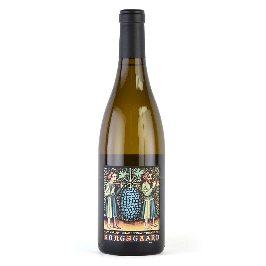[2014] コングスガード シャルドネ 750ml Kongsgaard Chardonnay