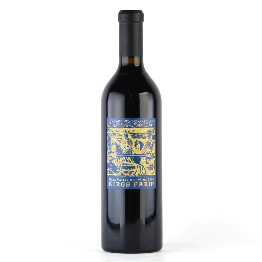 [2014] コングスガード レッド・ワイン キングス・ファーム