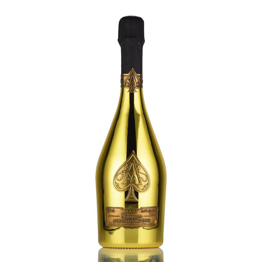 【最安に挑戦中】NV アルマン・ド・ブリニャックゴールド【アルマンド シャンパン アルマンドブリニャック】