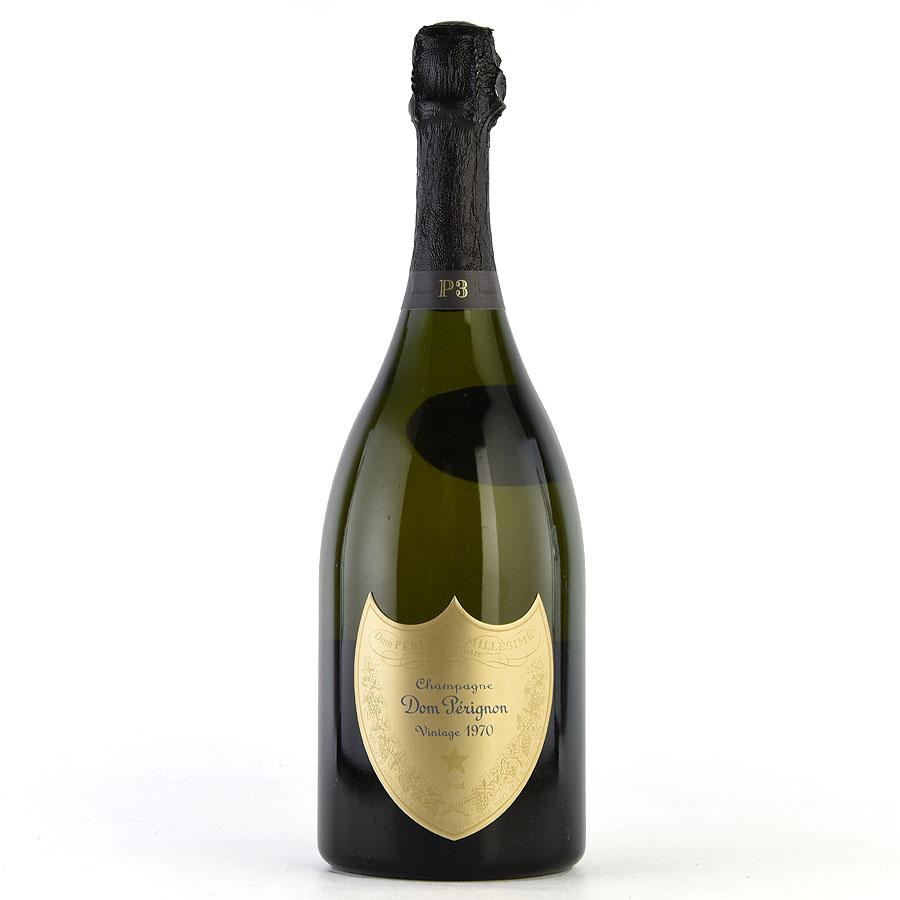 [1970] ドン・ペリニヨン P3 【箱なし】【ドンペリ ドンペリニヨン ドンペリニョン シャンパン】