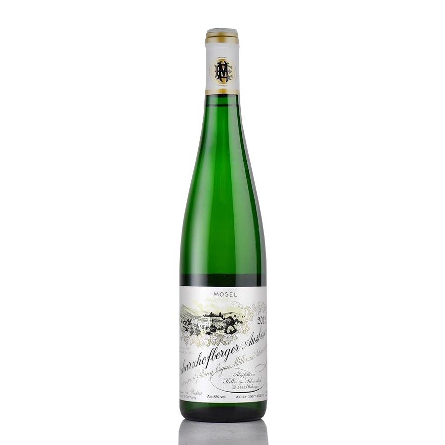 【延長SALE★特別価格】[2012] エゴン・ミュラーシャルツホーフベルガー リースリング アウスレーゼ
