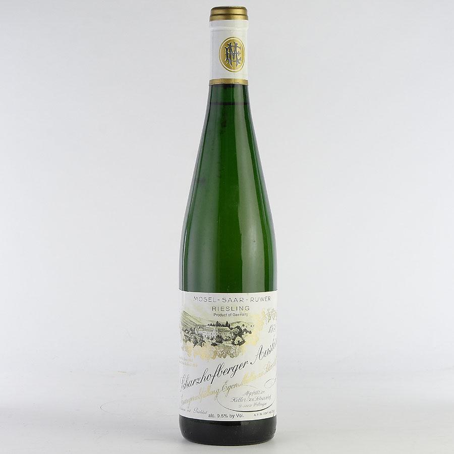[1993] エゴン・ミュラー リースリング シャルツホーフベルガー リースリング アウスレーゼEgon Scharzhofberger Muller Scharzhofberger Muller Riesling Auslese750ml[のこり1本], 七to八-Seven to eight-:fda0832e --- diadrasis.net