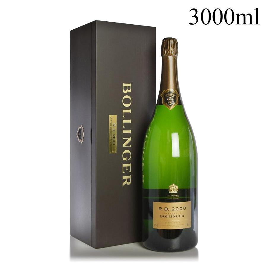 2000 ボランジェ アール ディー ジェロボアム 【正規品】【木箱入り】Bollinger R.D. 3000ml