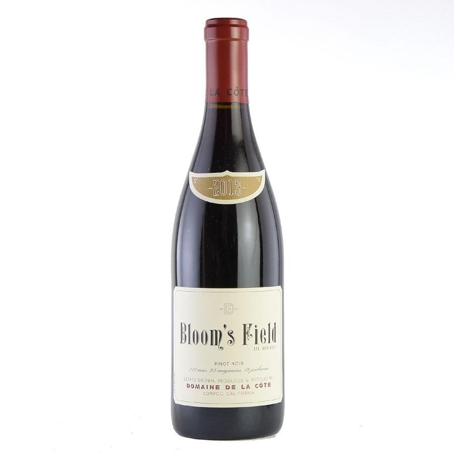 2013 ピノ・ノワール ブルームス・フィールド 1本 ドメーヌ・ド・ラ・コート 750ml Pinot Noir Bloom's Field Domaine de la Cote