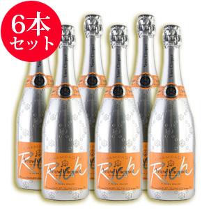 ヴーヴクリコ リッチ 1ケース 6本 NV ヴーヴ・クリコ シャンパン シャンパーニュ