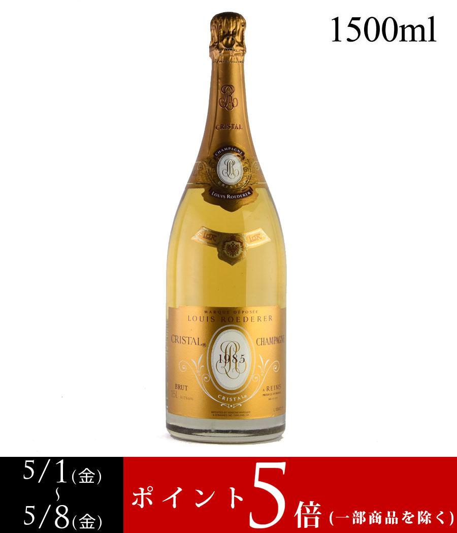 ルイ ロデレール クリスタル 1985 マグナム 1500ml ルイロデレール ルイ・ロデレール シャンパン シャンパーニュ