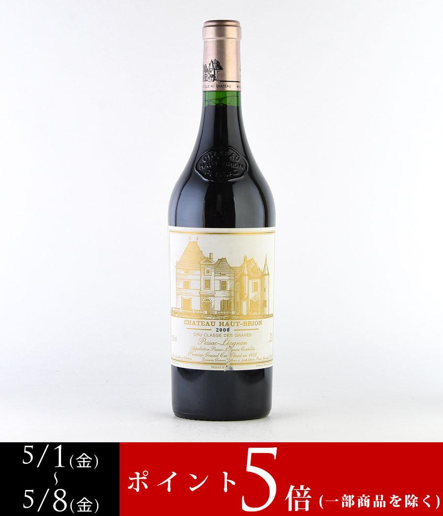 2000 シャトー・オー・ブリオン※ラベル不良