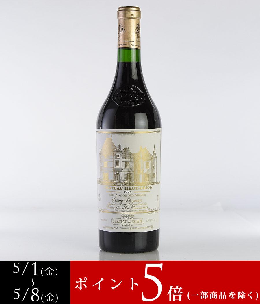 1996 シャトー・オー・ブリオン ※ラべル擦れあり