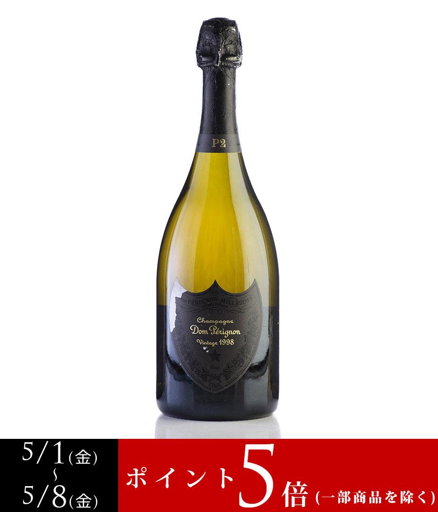 ドンペリ ドンペリニヨン P2 1998 ラベル不良 ドン・ペリニヨン シャンパン シャンパーニュ